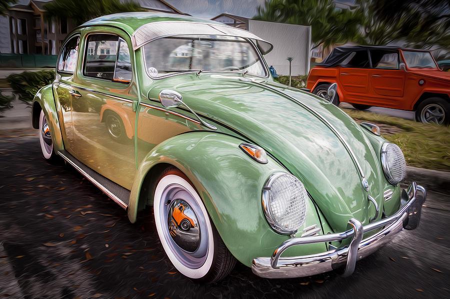 1962 Volkswagen Beetle Vw Bug