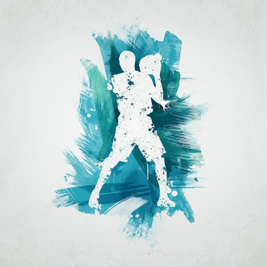 Basketball Player Digital Art