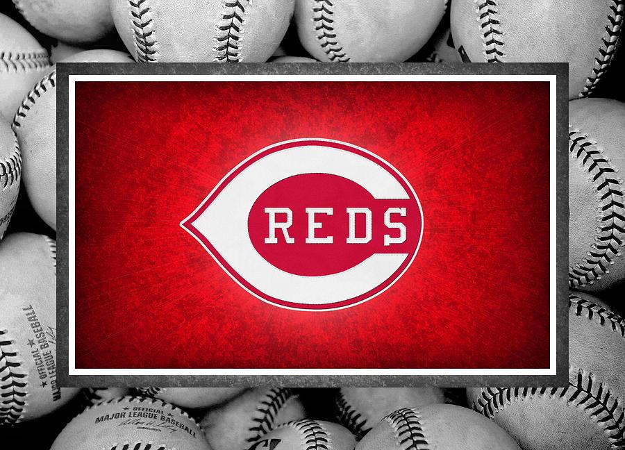 Reds Photograph - Cincinnati Reds by Joe Hamilton