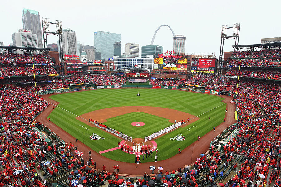 Cincinnati Reds V St. Louis Cardinals Photograph by Dilip Vishwanat