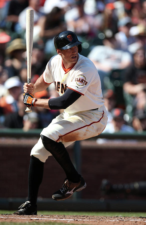 Colorado Rockies V. San Francisco Giants 4 Photograph by Brad Mangin