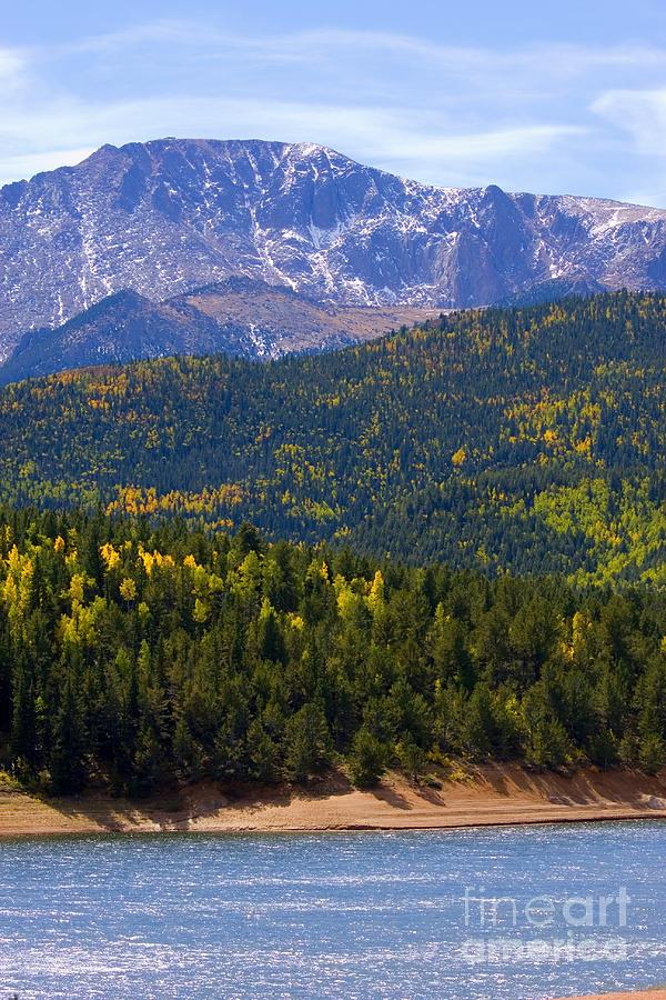 Crystal Creek Autumn Photograph