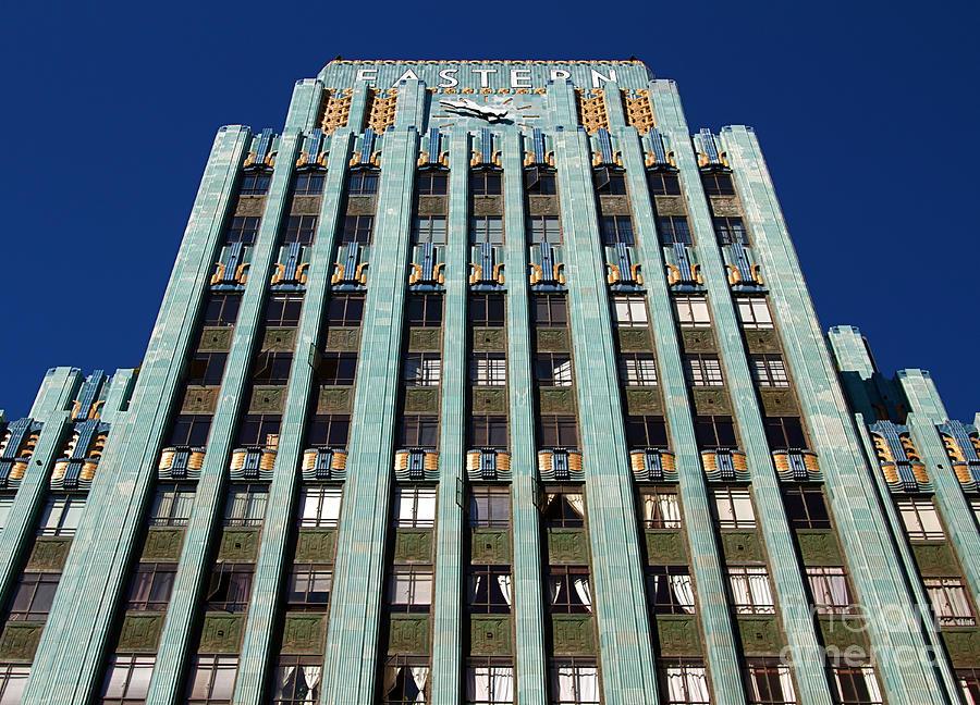 Art Deco Tour Los Angeles