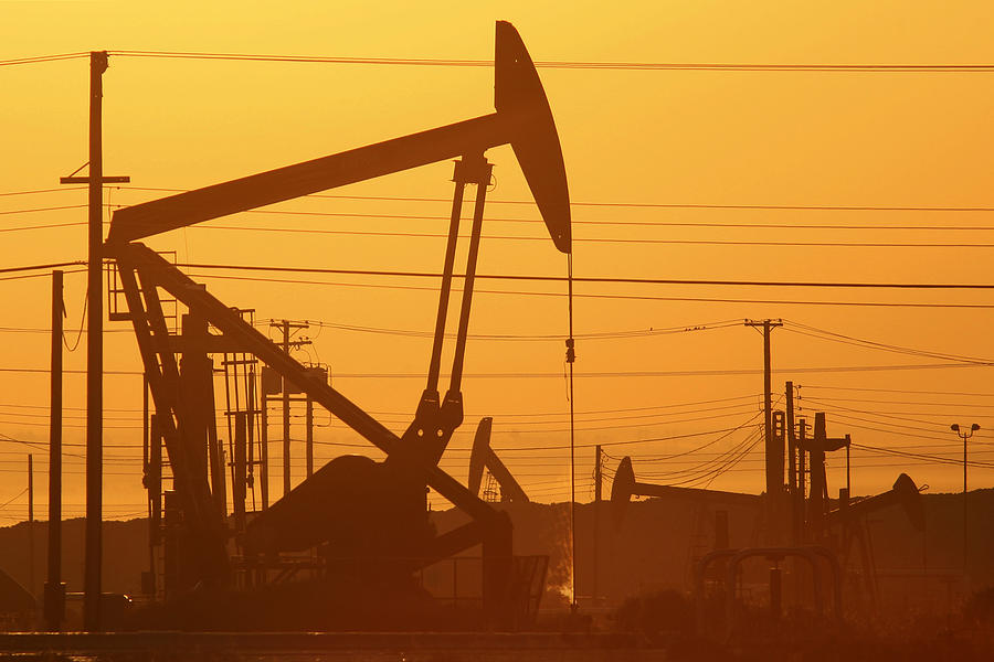 Fracking In California Under Spotlight As Some Local Municipalities Issue Bans Photograph by David McNew