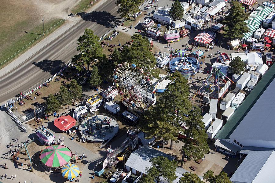 America Photograph - Fryeburg Fair, Maine Me by Dave Cleaveland