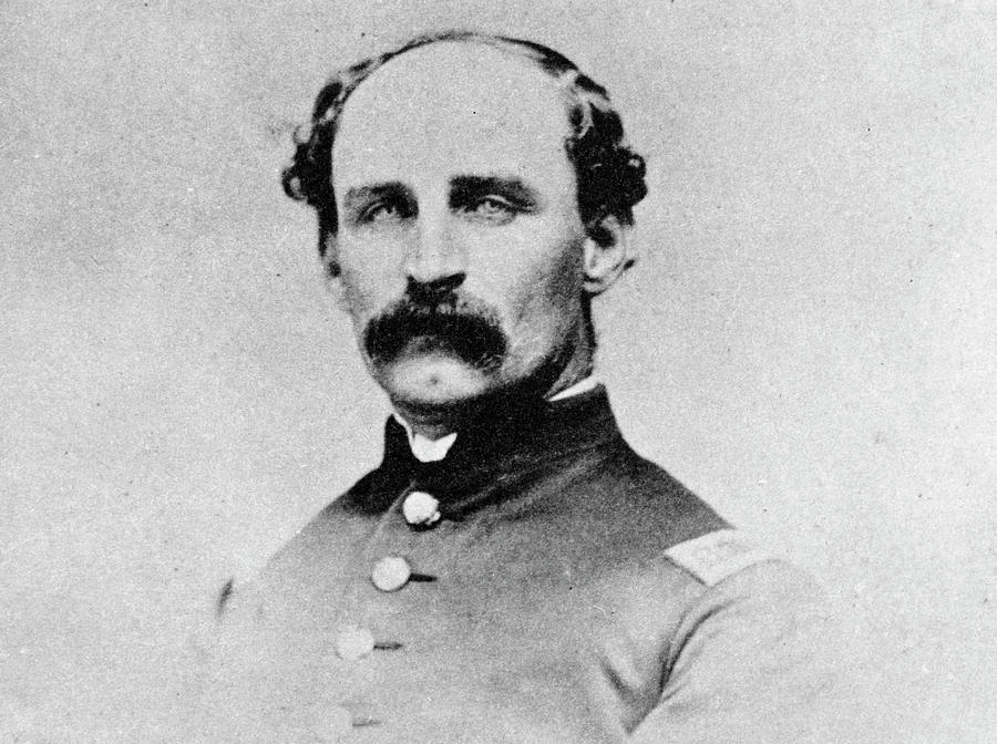 1860 Photograph - George W by Granger