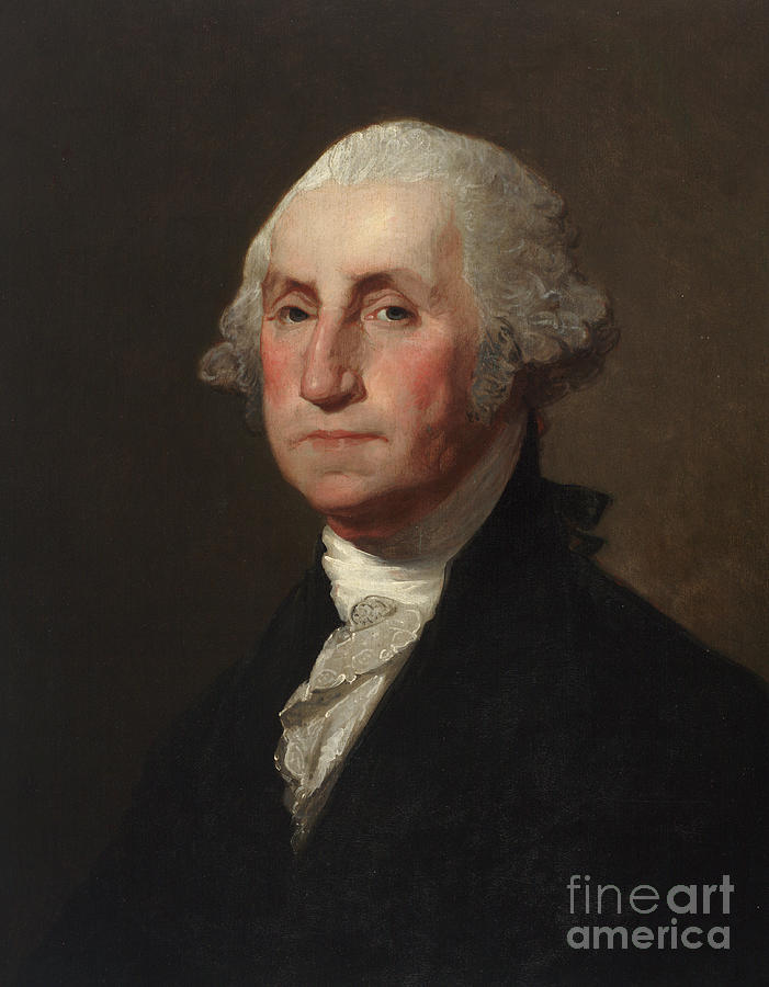Magic image within printable pictures of george washington