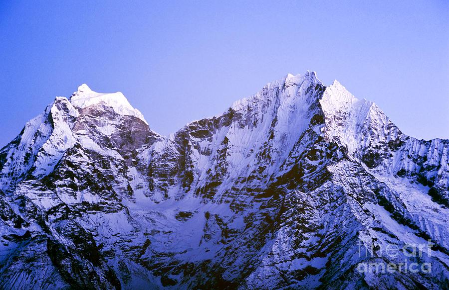 Himalaya Mountains Photograph
