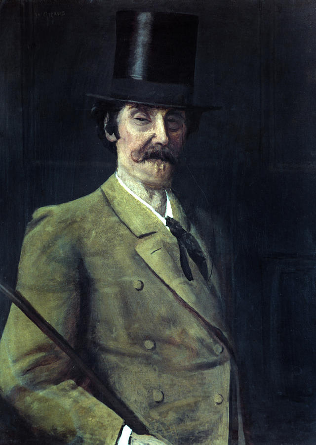 19th Century Painting - James by Granger