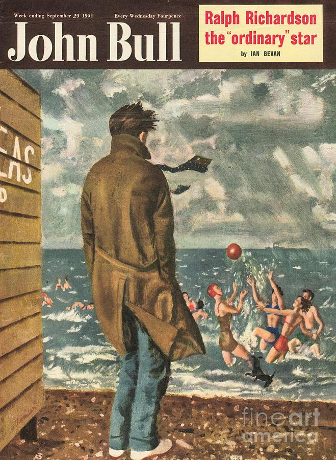 1950s Drawing - John Bull 1950s Uk Holidays Seasons by The Advertising Archives