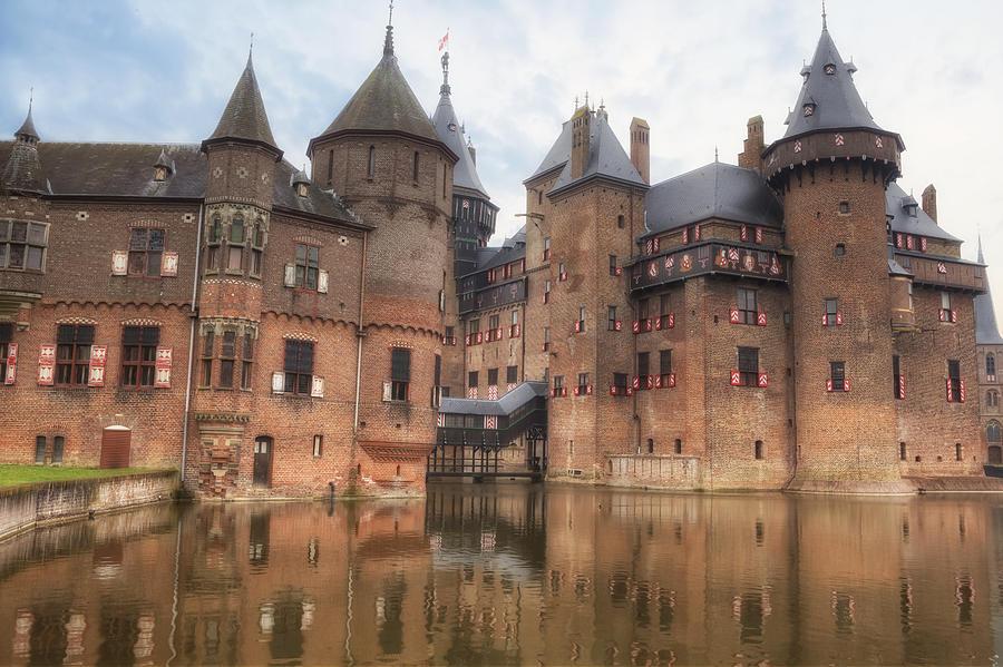 Castle De Haar Photograph - Kasteel De Haar by Joana Kruse