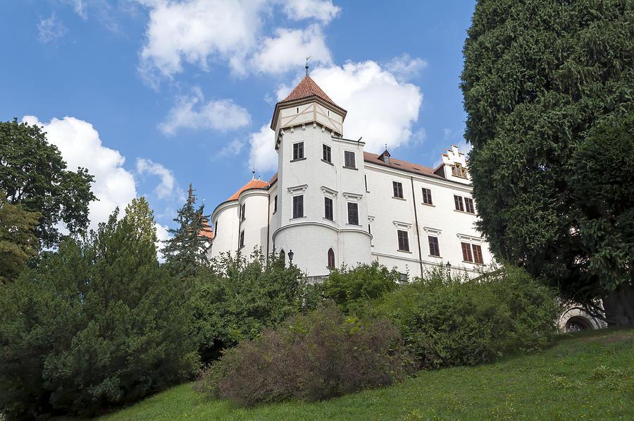 Konopiste Castle. Photograph
