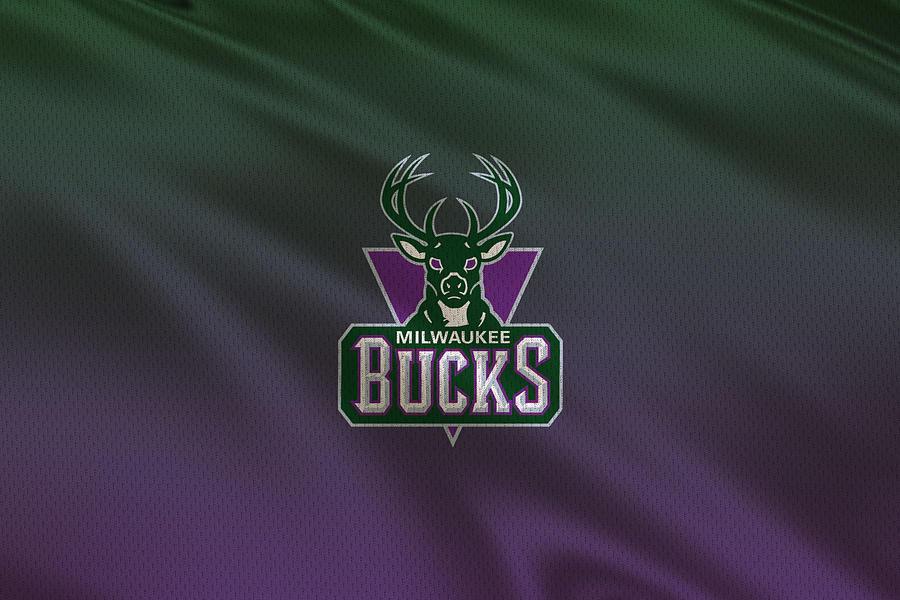 Bucks Photograph - Milwaukee Bucks Uniform by Joe Hamilton