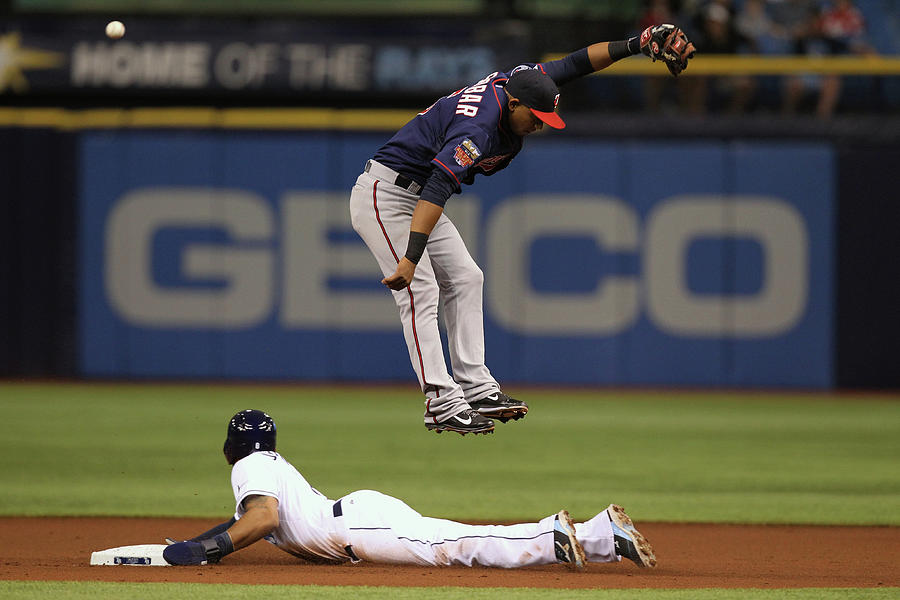 Minnesota Twins V Tampa Bay Rays 4 Photograph by Scott Iskowitz