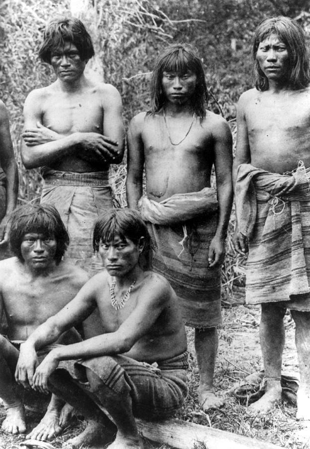 20th Century Photograph - Native Brazilians by Granger