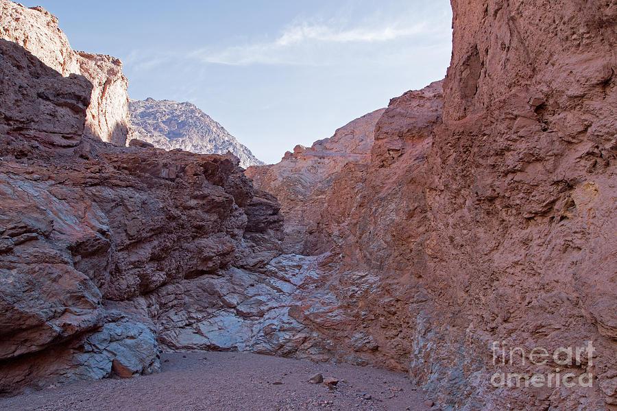 Natural Bridge Canyon Death Valley National Park Photograph