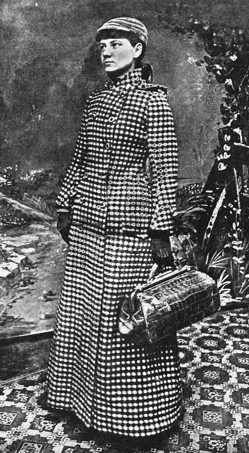 1890 Photograph - Nellie Bly (1867-1922) by Granger