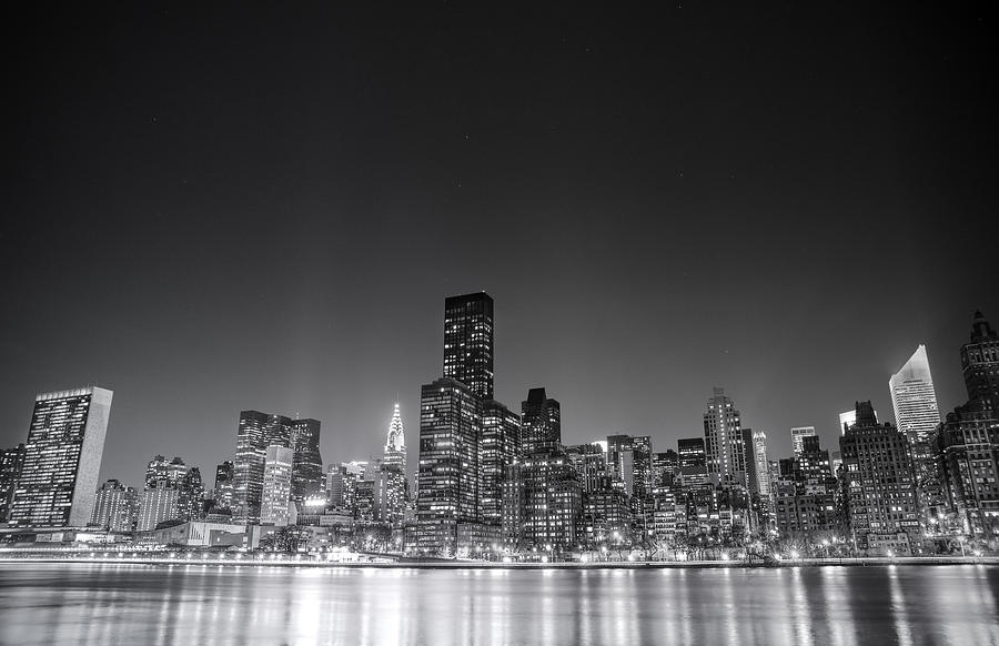 Nyc Photograph - New York City by Vivienne Gucwa