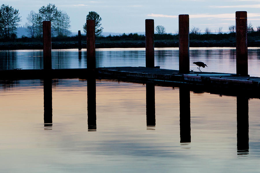 Dock Photograph - North America, United States by John and Lisa Merrill