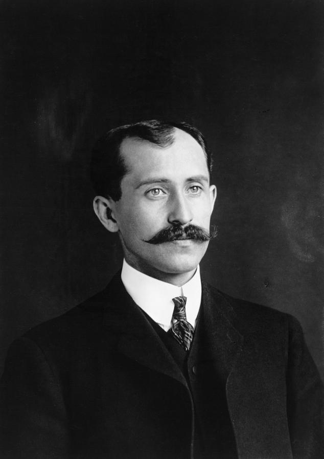 1905 Photograph - Orville Wright (1871-1948) by Granger