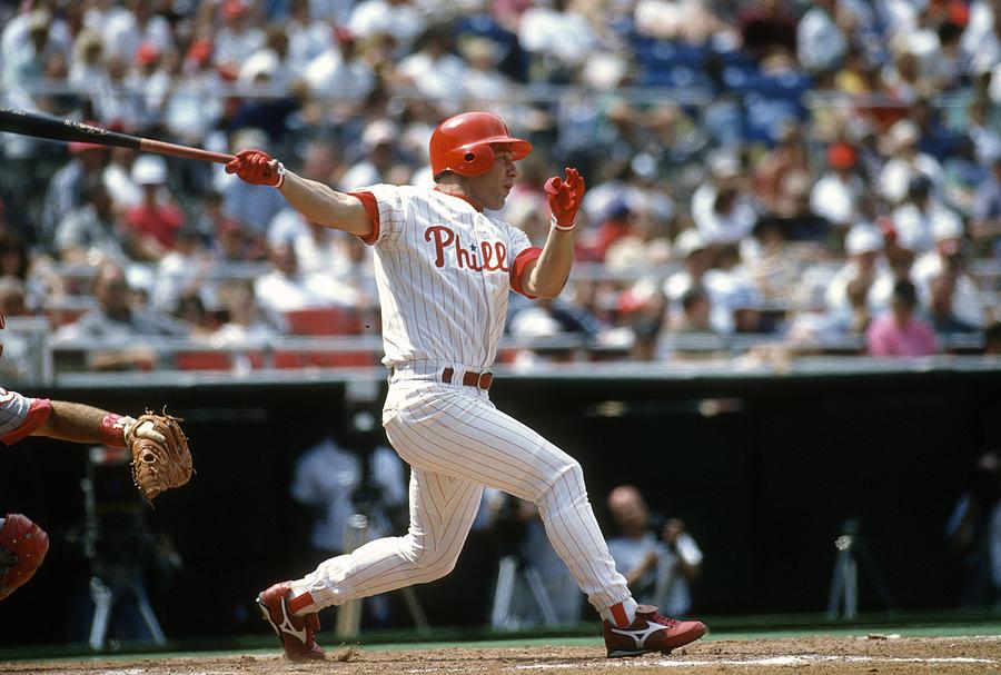 Philadelphia Phillies 4 Photograph by Focus On Sport