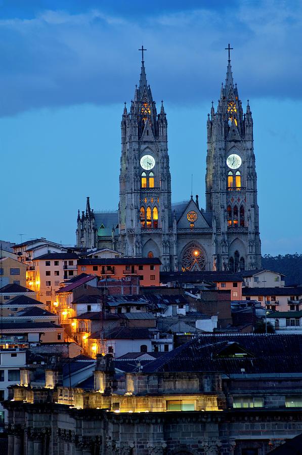 Quito, Ecuador Photograph by John Coletti