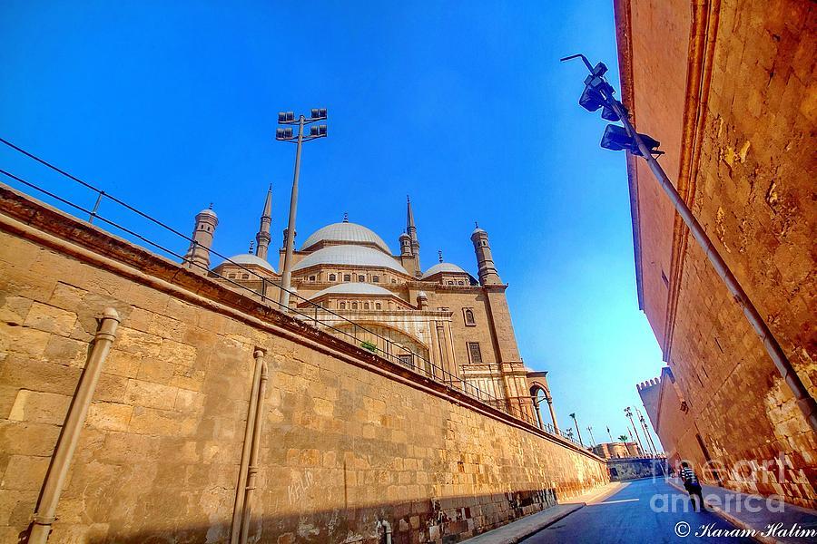 Architecture Photograph - Salaheldin Citadel  by Karam Halim