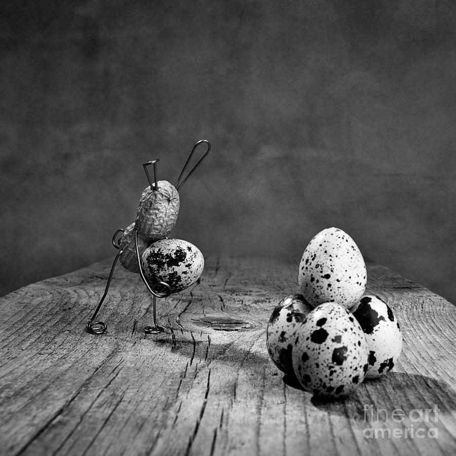 Easter Photograph - Simple Things Easter by Nailia Schwarz