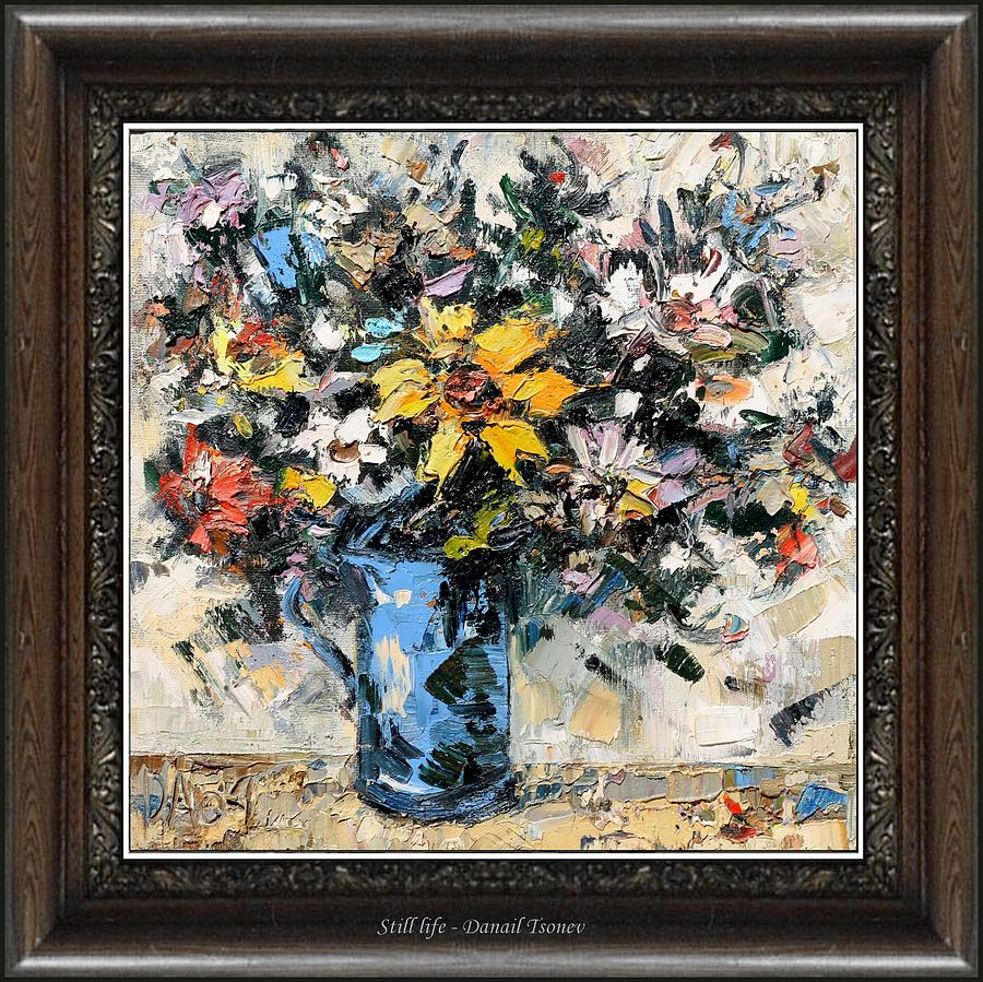 Post-impressionism Painting - Still Life by Danilo