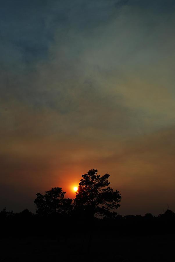 Sunset Photograph - #sunset by Becky Furgason