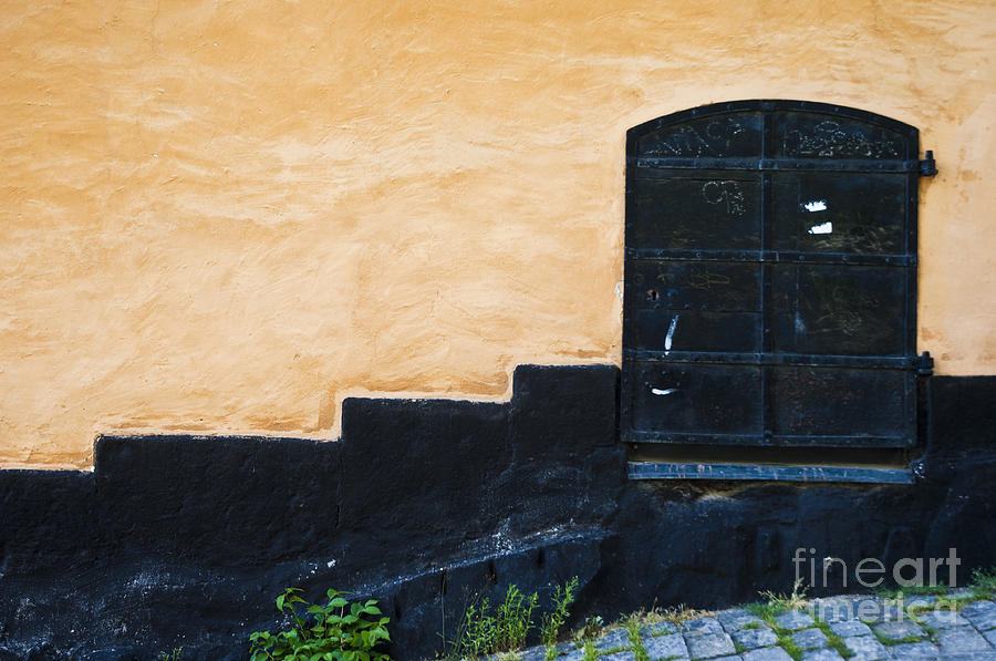 Cobblestone Photograph - Sweden by Micah May