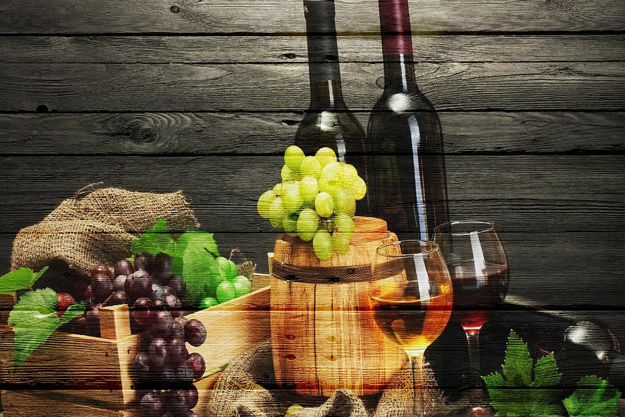 Wine Photograph - Wine by Joe Hamilton