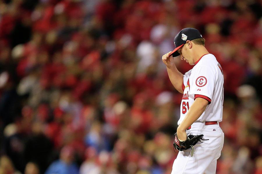 World Series - Boston Red Sox V St Photograph by Dilip Vishwanat