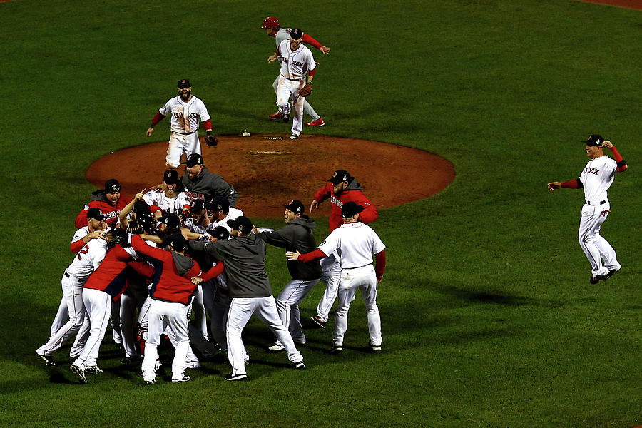 World Series - St Louis Cardinals V Photograph by Jamie Squire