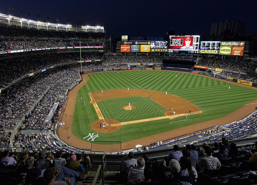 Yankee Stadium 3 Photograph