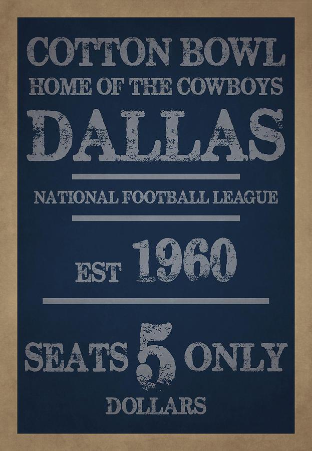 Cowboys Photograph - Dallas Cowboys by Joe Hamilton