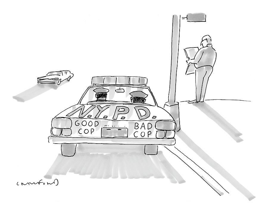 New Yorker August 29th, 2005 Drawing by Michael Crawford