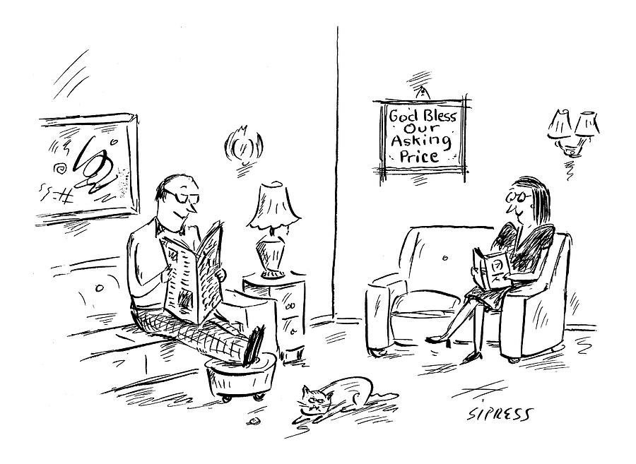 New Yorker January 23rd, 2006 Drawing by David Sipress