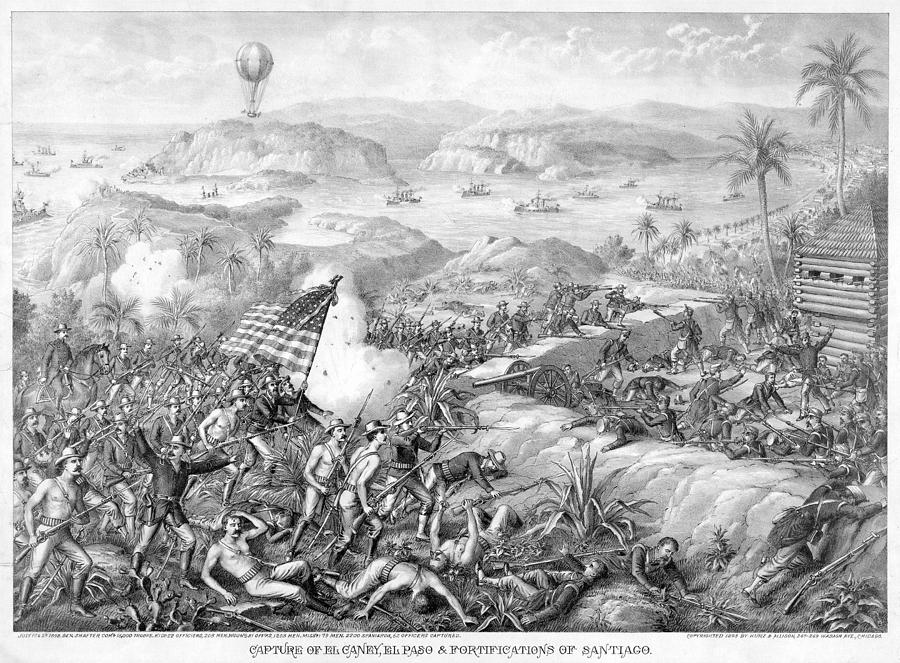 what was the spanish american war all about