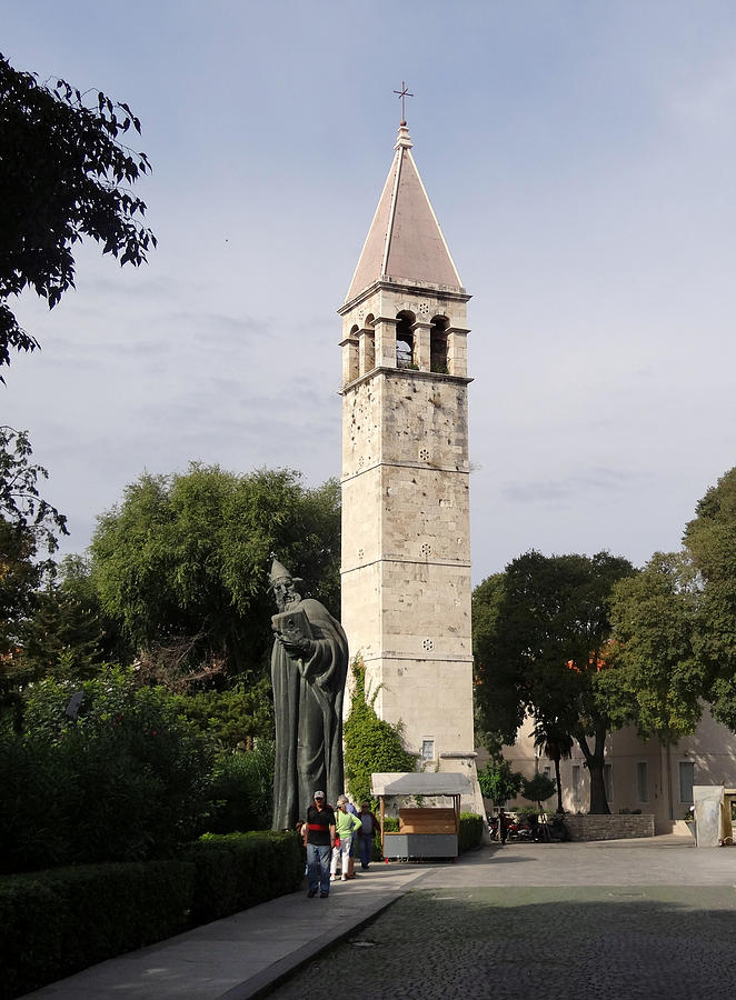 Split Croatia Photograph - Views Of Split Croatia by Richard Rosenshein