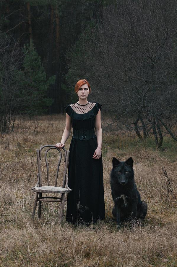 Dog Photograph - * by Olga Barantseva