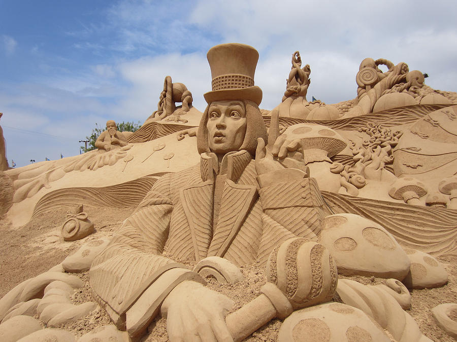 5 10th International Sand Sculpture Festival Fiesa 2012 Ash Sharesomephotos together with Beaches in addition Mentone Map Victoria also Monash University Peninsula C us in addition Paling Fences. on frankston beach