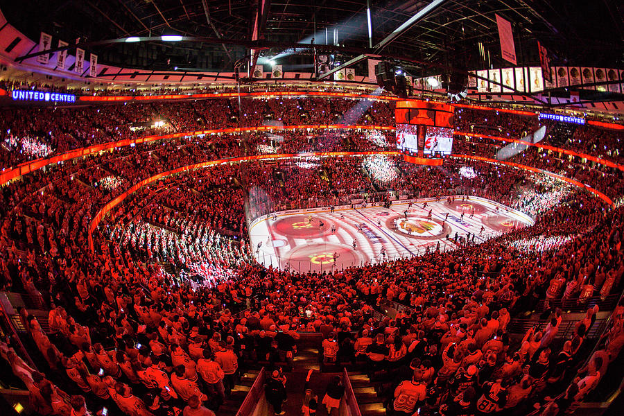 2015 Nhl Stanley Cup Final - Game Six Photograph by Bill Smith