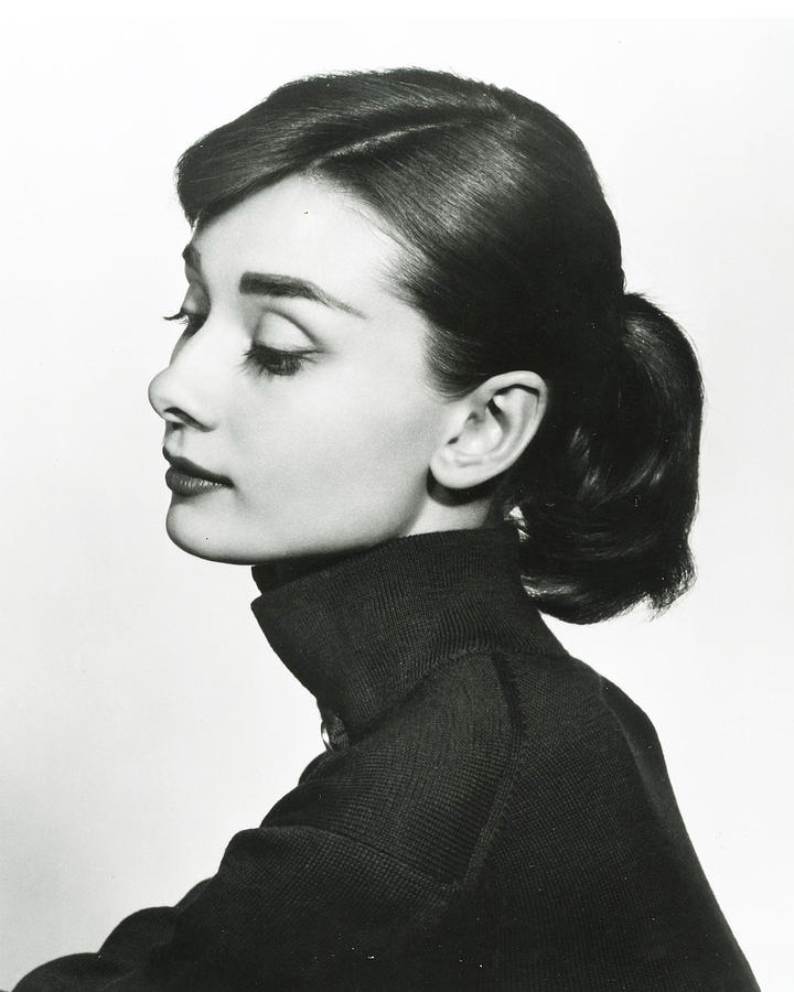 Classic Photograph - Audrey Hepburn by Retro Images Archive