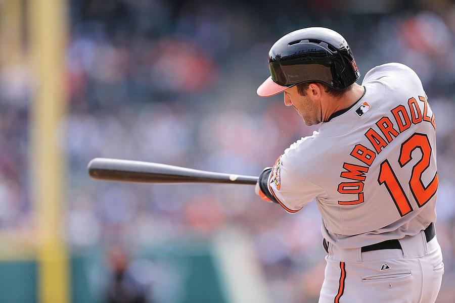 Baltimore Orioles V Detroit Tigers Photograph by Leon Halip