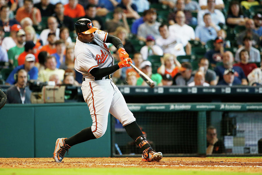 Baltimore Orioles V Houston Astros 5 Photograph by Scott Halleran