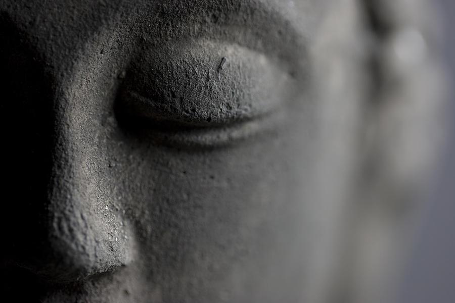 Japan Photograph - Buddha by Falko Follert