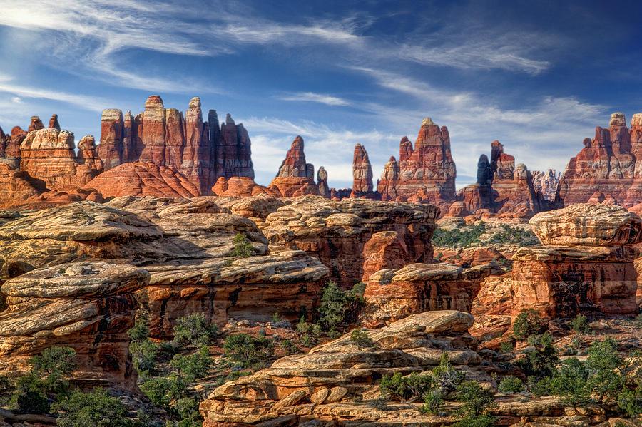 Canyonlands National Park Photograph - Canyonlands National Park Utah by Utah Images