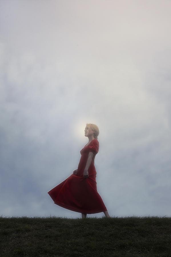 Girl Photograph - Dancing by Joana Kruse