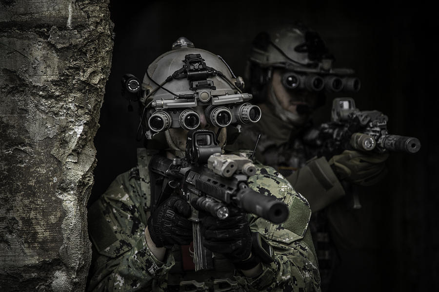 Devgru Seal Team Six by MILpictures by Tom Weber